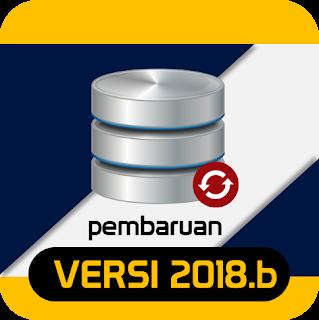 Rilis Resmi Pembaruan Aplikasi Dapodikdasmen Versi 2018.b