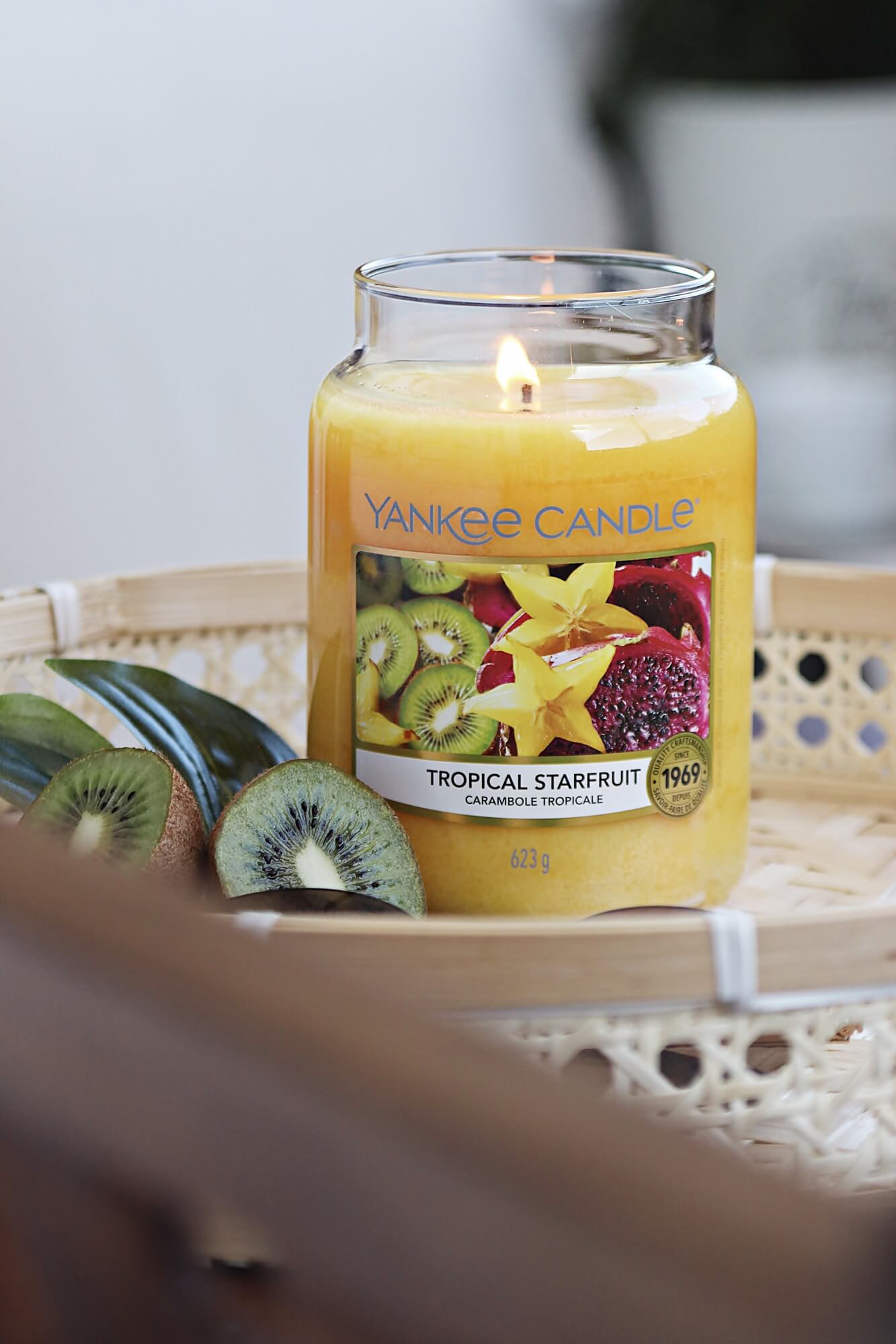 świeca yankee candle tropical starfruit