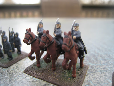 Confederate Cavalry Pack