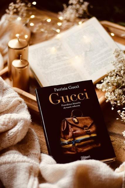 Patrizia Gucci, Gucci. Prawdziwa historia dynastii sukcesu