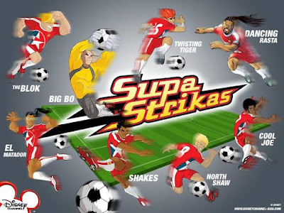 Supa Strikas All Seasons All Episodes All Images In 720P