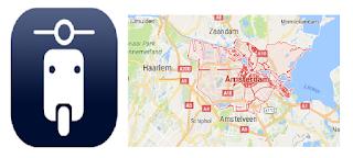 Liefer app fur Lieferdienst