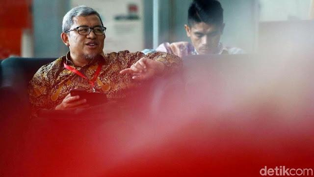 Politisi PKS Aher Diperiksa KPK terkait Kasus Dugaan Suap