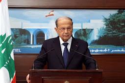 Inilah Isi Pidato dari Presiden Republik Lebanon, Michel Aoun di Debat Umum PBB ke 75