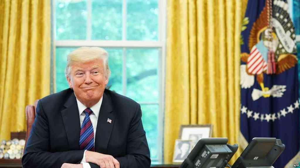 El presidente de EEUU terminará el TLC para impulsar nuevos acuerdos / AFP
