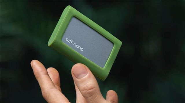 Caldigit Tuff nano SSD Drive