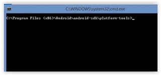 sdk command prompt