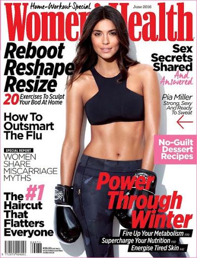 Download Women's Health Magazine South Africa June 2016 PDF
