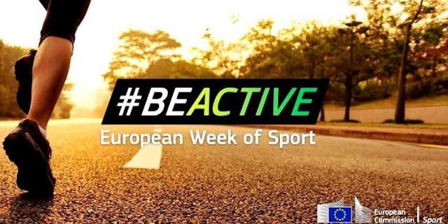 Η Πρέβεζα γιορτάζει την Ευρωπαϊκή  Εβδομάδα Αθλητισμού