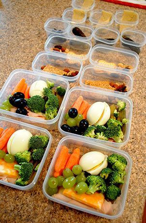 Check out Fun & Healthy Lunches #2 for more great lunch ideas! ⭐️ I normally get really excited about food. I love it. I'll be at lunch talking about what I'm going to have for dinner. Oh, if only…