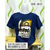 Kaos Anak Muslim seri Pejuang Islam