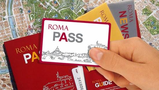 buenos días Roma - Tarjeta Roma Pass