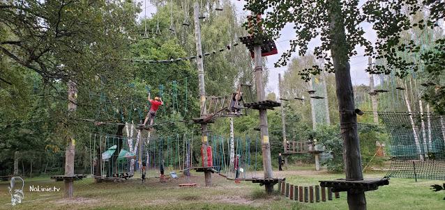 Park Linowy trójmiasto