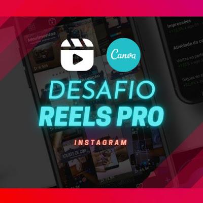 Curso Online Reels Pró - Edição de Vídeos Com o Celular