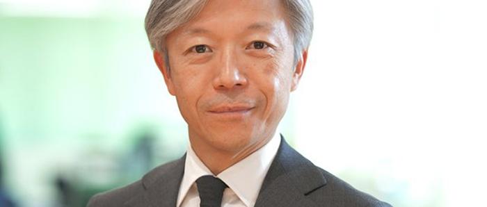 Казуто Ямаки, президент компании Sigma