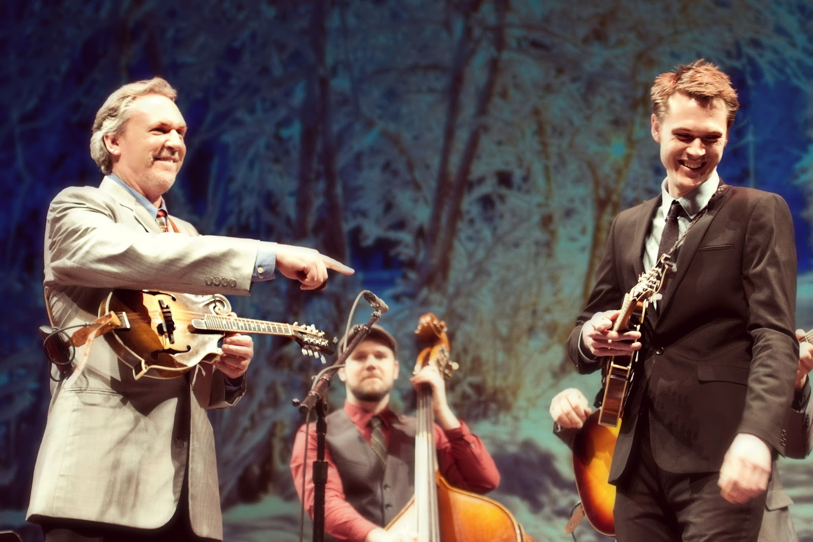 An Interview With The Grammy-Winning MARK O'CONNOR BAND | Mark O