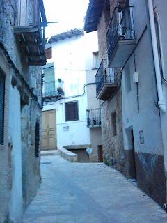 Beceite, Beseit, pueblo, casco urbano, acequia mayor, acequia, lavadero, lavaderos,4