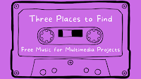 Free Music for Classroom Projects