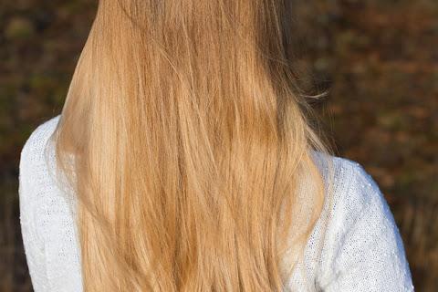 Moje włosy - luty 2014 (osiem miesięcy bez farbowania) - czytaj dalej »