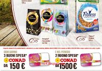 Concorso Nestlè da Conad : in palio buoni spesa da 150€ e da 1.500 euro!