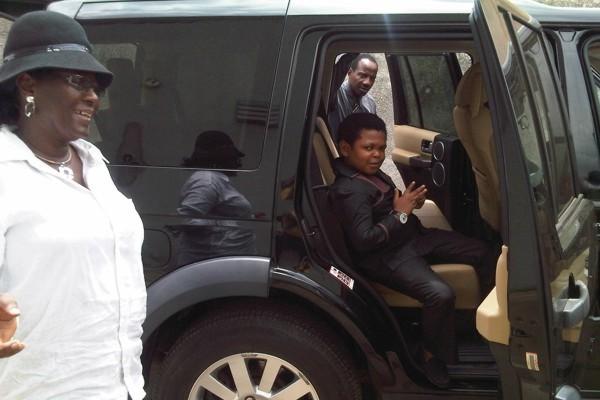 Is Nollywood actor  quot Pawpaw quot  Osita Iheme secretly married  Osita Iheme Wedding Pictures