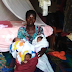 Man flees after wife gives birth to triplets