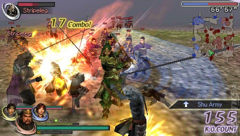 Download game psp warriors orochi 2 portable casino game