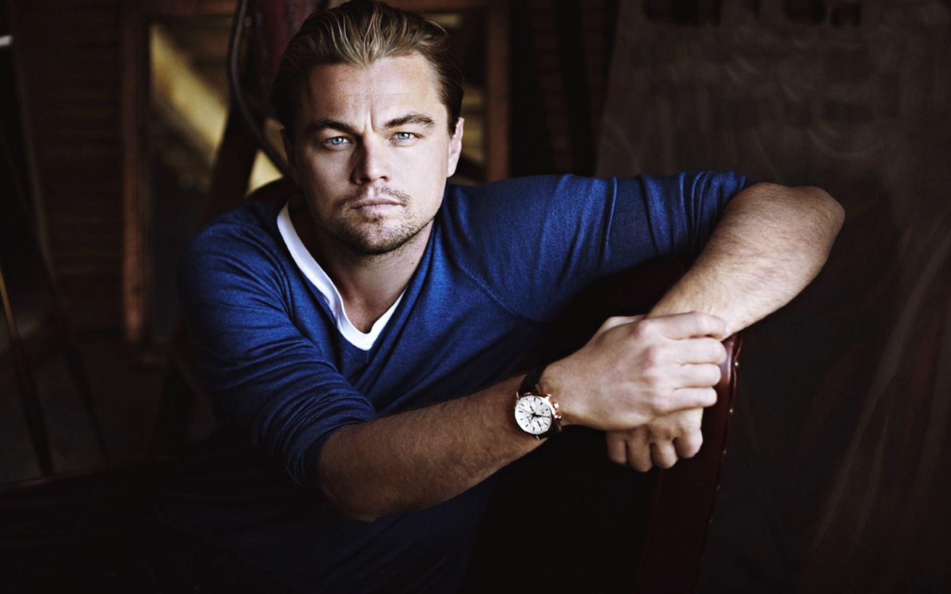 Leonardo Decaprio look