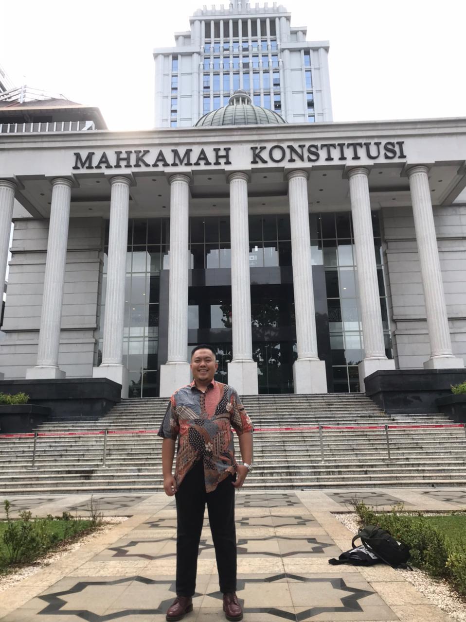 Kuasa Hukum Tony-Antoni Optimis MK kabulkan Permohonan PHP Pilkada Lampung Selatan