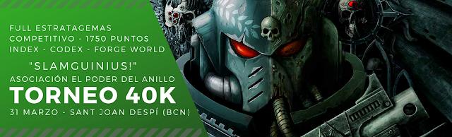 Torneo Warhammer 40.000