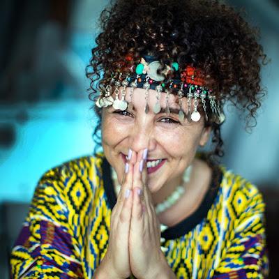 Soukaina Fahsi- Complainte des cieux au Festival Sete Sois  Sete Luas à Ponte de Sor