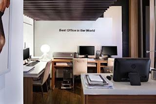 pada kesempatan kali ini aku akan membahas ihwal artikel Inspirasi Desain Ruang Kerja Minimalis Di Rumah