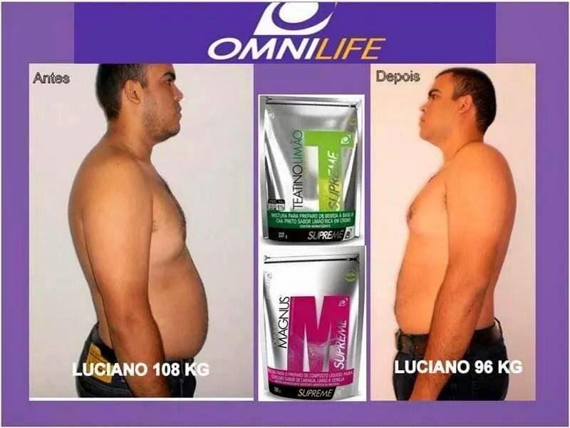diabetes omnilife testemunho