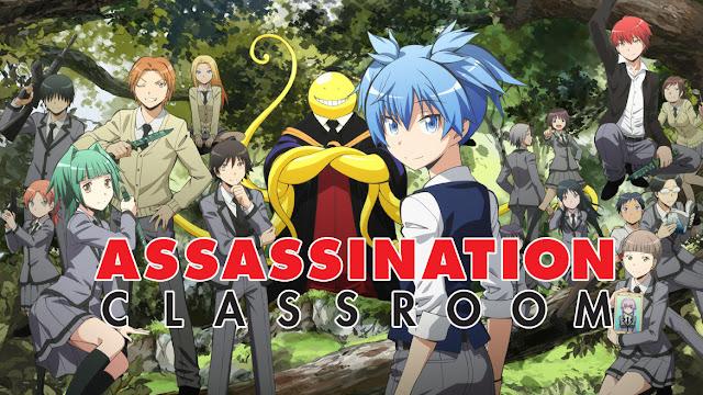Lớp Học Ám Sát - Assassination Classroom (Ansatsu Kyoushitsu) Vietsub (2015)