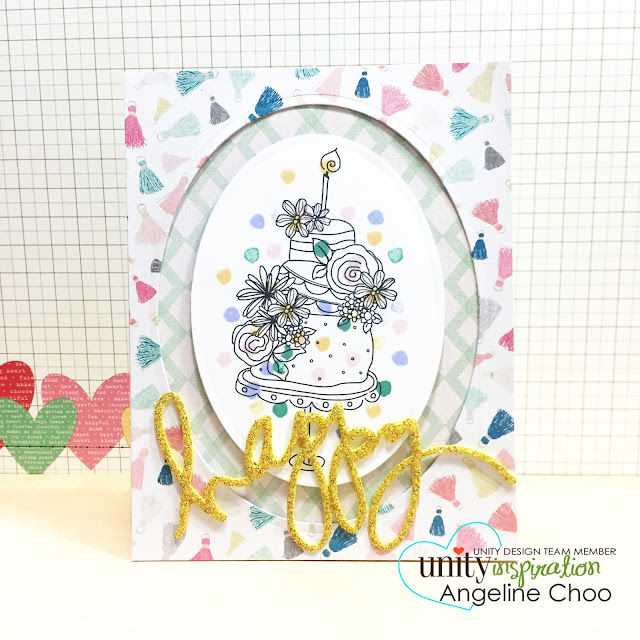 ScrappyScrappy: Unity DT Hop  Birthdays and Bunny [NEW VIDEOS] #scrappyscrappy #unitystampco #stamp #card #youtube #video