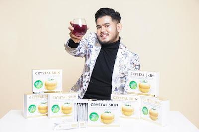 Crystal Skin Suplemen Untuk Kulit Cantik dan Sihat