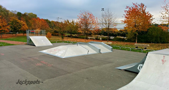skatepark vendin le vieil