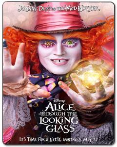 Alice Através do Espelho Torrent (2016) – BluRay Ultra HD Dublado Download