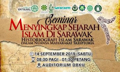 Makalah Seminar Menyingkap Sejarah Islam Di Sarawak