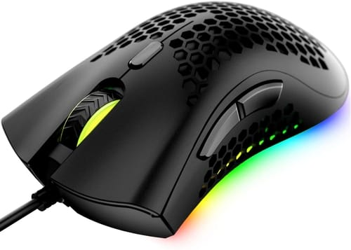 Review Econnect Wired Lightweight Gaming Mouse
