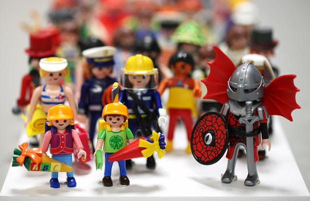 The Playmobil theme park that's a different kind of adventure
