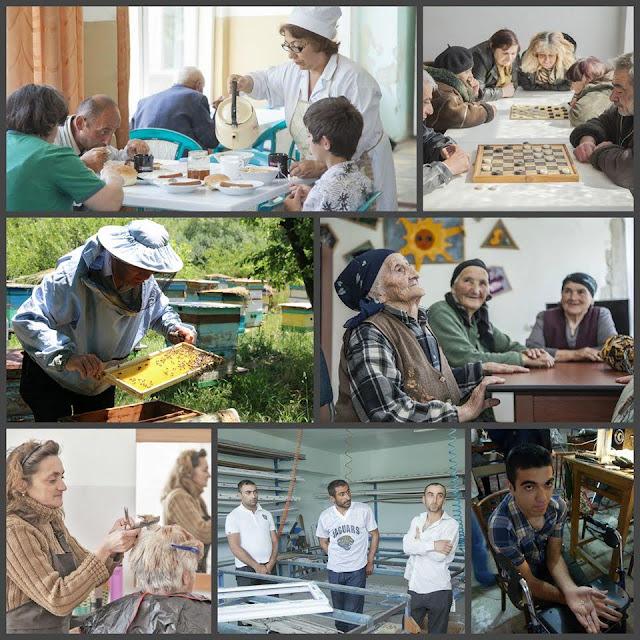 Japón financia proyecto asistencia social Armenia
