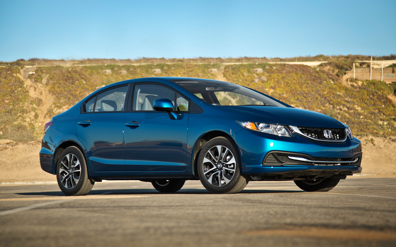 Blue Honda Civic >> 2013 Honda Civic EX | New cars reviews