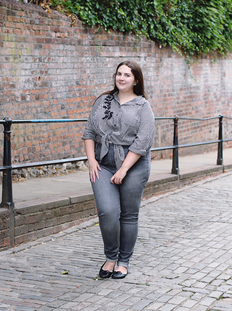 Casual Plus Size Outfit