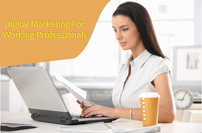 Digital marketing for working professionals with eduvogue.com
