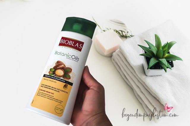 Bioblas Botanicoils Argan Yağı Şampuan