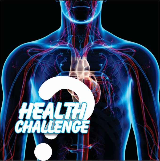 YOUR HEALTH CHALLENGE IS OVER! GET HELP