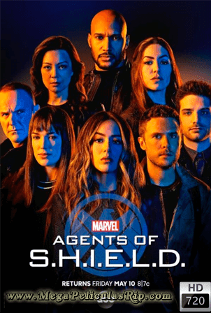 Agents of SHIELD Temporada 6 [720p] [Latino-Ingles] [MEGA]