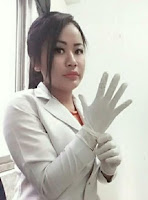K. Lalrinsangi @Sangtei