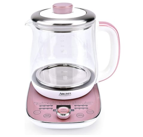 Aroma Professional AWK-701 16-in-1 Electric Kettle